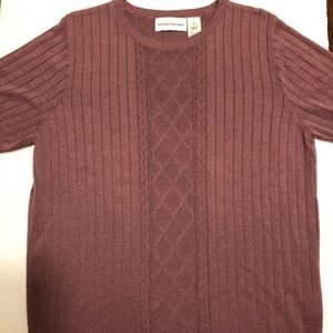 Alfred Dunner Womens shirt, SIZE Medium